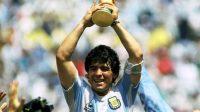 Cannavaro: Maradona Pemain Terbaik Sepanjang Masa, Bukan Messi