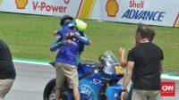 Adik Rossi Berkeinginan Setim Dengan Marc Marquez