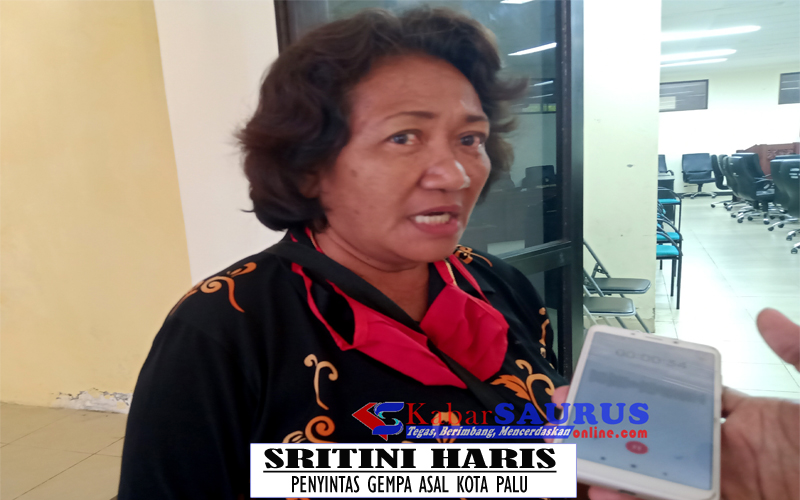 Sritini Haris Edukasi DPRD dan Korban Gempa Parigi Moutong