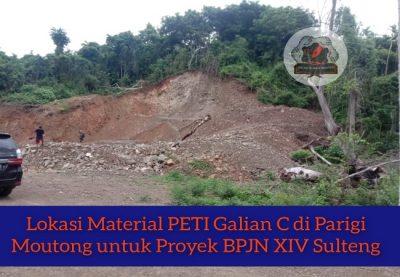 PPK 2.1 Proyek BPJN XIV, Tidak Kantongi Izin Galian C PT WRK?