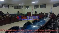 RDP Sejumlah Anleg KOMISI IV Dengan Pihak Dinkes dan Inspektorat